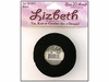 Happy Hands Lizbeth Tatting Thread - Black