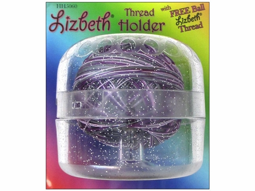 Happy Hands Lizbeth Tatting Thread Holder