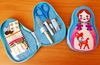 Tacony Blue Russian Doll Sewing Kit