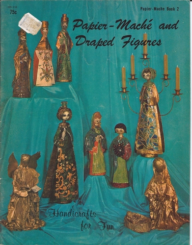 Paper-Mache And Draped Figures 1966
