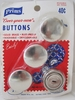 Prims Cover-Your-Own Buttons Kit 3 Pack
