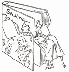 VINTAGE BOOKS for Sewing, Quilting, Needlework & Crafts