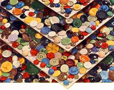 VINTAGE  BUTTONS & STUDS