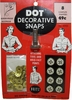 "Vintage ""DOT"" Decorative Western Snaps w/Attatching Tool & Instructions"