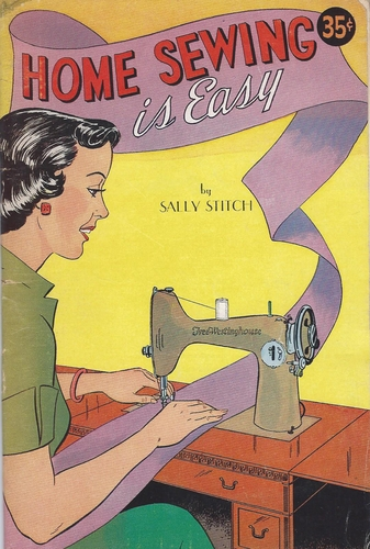 Home Sewing Is Easy 1964