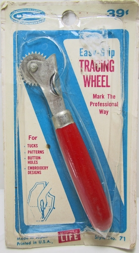 Vintage Penn Easy Grip Tracing Wheel