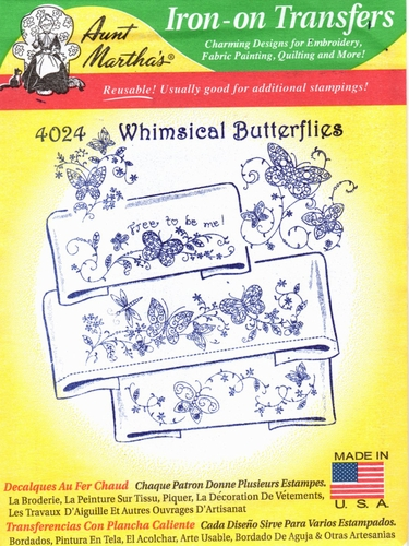 Whimsical Butterflies