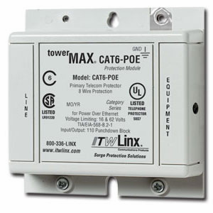 IWTLinx TowerMAX Cat 6 POE