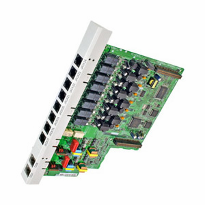 KX-TA82481 2x8 Expansion Card