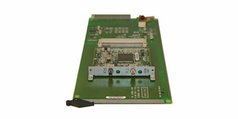 Mitel Peripheral FIM Carrier Card 9109-612-001