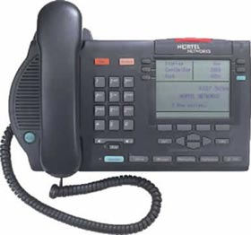 Nortel M3900 Series Phones