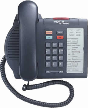 Nortel M3901 Meridian Phone