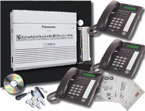 Panasonic KX-TA824 Systems & Expansion Cards