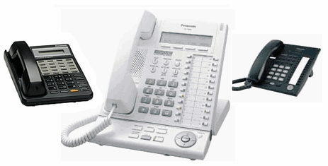 Phones Compatible with KX-TDA50G