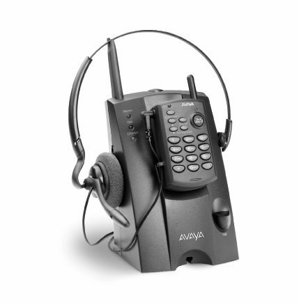 Plantronics Avaya LKA10 Wireless Headset System
