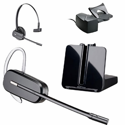 Plantronics CS540 Headset & Lifter Combo Bundle
