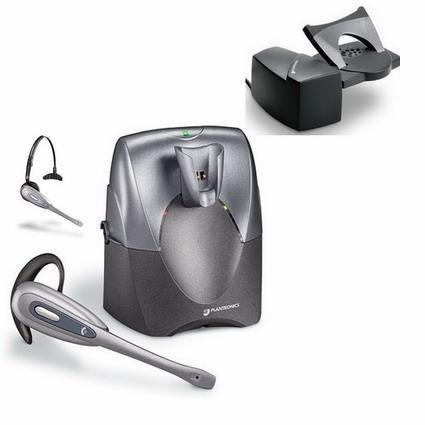 Plantronics CS55 Headset System W/ HL10 Lifter