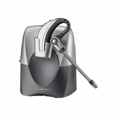 Plantronics CS70N Pro Noise Canceling Wireless Headset System