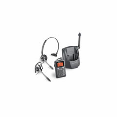 Plantronics CT14 DECT 6.0 1.9Ghz Cordless Headset Telephone