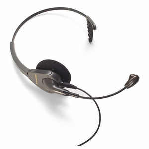 Plantronics H-Series Noise Canceling Headsets