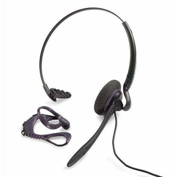 Plantronics P141N Polaris DuoSet Noise Canceling