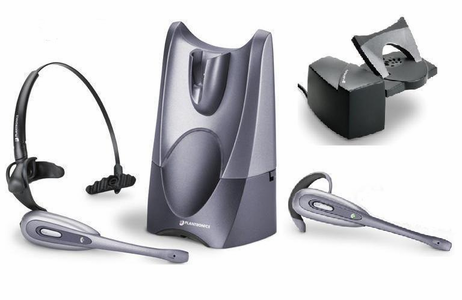Plantronics Wireless Headsets