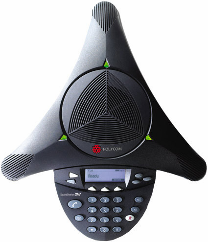 Polycom Soundstation 2 Non-EX with Display