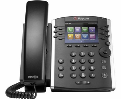 Polycom VVX 410 IP Phone