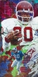Billy Sims autographed painting