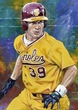 College Baseball Hall of Fame Artwork Series by Robert Hurst 2016 fine art prints