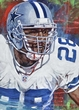 Darren Woodson autographed limited edition fine art print signed by Woodson