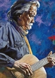 Guy Clark limited edition fine art print featuring Clark