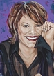 K.T. Oslin autographed limited edition fine art print signed by Oslin