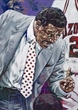 Nolan Richardson autographed limited edition fine art print signed by Richardson