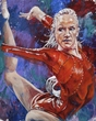 Texas Sports Hall of Fame Artwork Series: 2017 Inductee Paintings