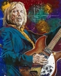 Tom Petty original painting featuring Tom Petty by Robert Hurst