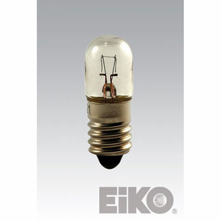 Eiko 1487 14V .2A T3-1/4 Miniature Screw Base - Miniatures