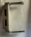 3M 3448-3014 - Strain Relief Plastic 14 contact for Wiremount Socket