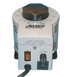 Staco 3PN1010B Staco Variac Variable Transformer 120v In