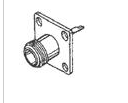 Ampheno 82-368 - Connector N Panel Recepticale 4 Hole Flange Jack
