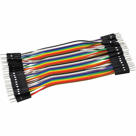 Bud Industries BC-32627 - Development Board Accessories and parts-BC series-Accessories Jumper Wires-L8 X W0 X D0