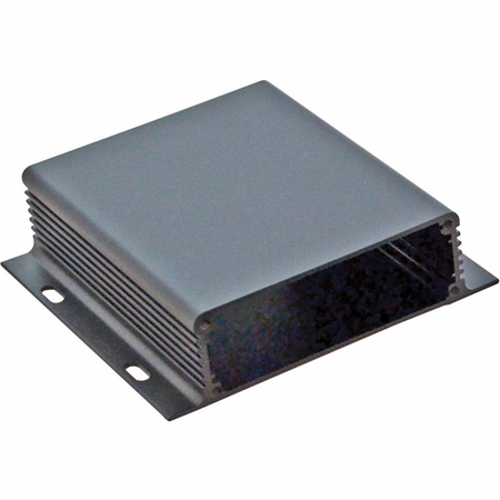 Bud Industries EXT-9165 - Small Metal Electronics Enclosures-EXT series-extruded Aluminum enclosures-L4 X W1 X D1