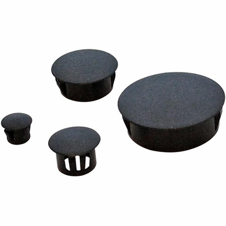 Bud Industries HPG-142222 - NEMA Box Accessories-HPG series-Hole Plugs-L0 X W1 X D1