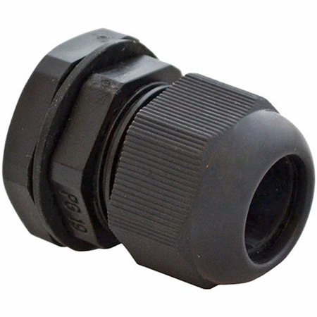 Bud Industries IPG-22219 - NEMA Box Accessories-IPG series-Accessories IP66 Nylon Cable glands-L2 X W1 X D1