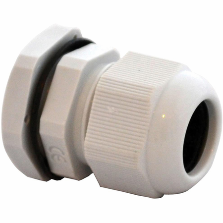 Bud Industries IPG-22219-G - NEMA Box Accessories-IPG series-Accessories IP66 Nylon Cable glands-L2 X W1 X D1