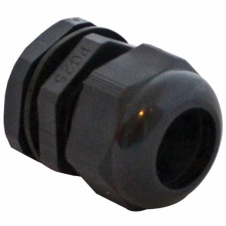 Bud Industries IPG-22225 - NEMA Box Accessories-IPG series-Accessories IP66 Nylon Cable glands-L2 X W2 X D2