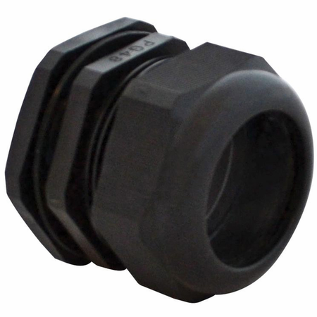 Bud Industries IPG-22248 - NEMA Box Accessories-IPG series-Accessories IP66 Nylon Cable glands-L2 X W3 X D3