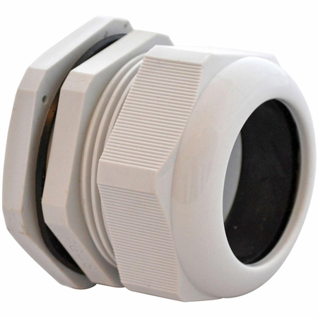 Bud Industries IPG-22248-G - NEMA Box Accessories-IPG series-Accessories IP66 Nylon Cable glands-L2 X W3 X D3