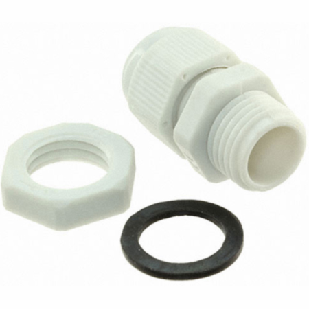 Bud Industries IPG-2227-G - NEMA Box Accessories-IPG series-Accessories IP66 Nylon Cable glands-L1 X W1 X D1