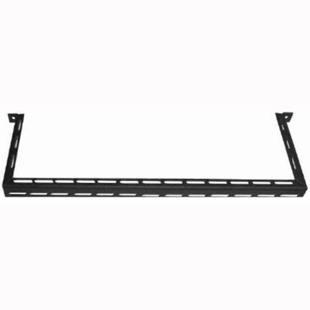 Lowell CMBS-6 Cable Management Bar-Slotted 6in Offset 10-pak